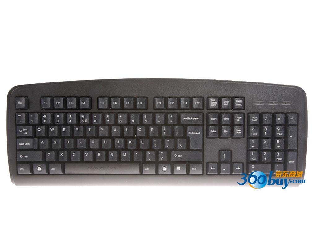 台式机的键盘也可以