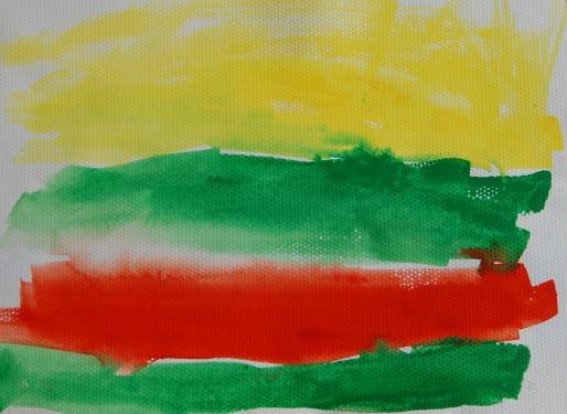 博苑幼儿园2009年度水粉绘画作品联展(一):我的世界是