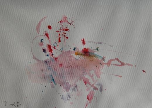 009年度水粉绘画作品联展 一 我的世界是美丽图片