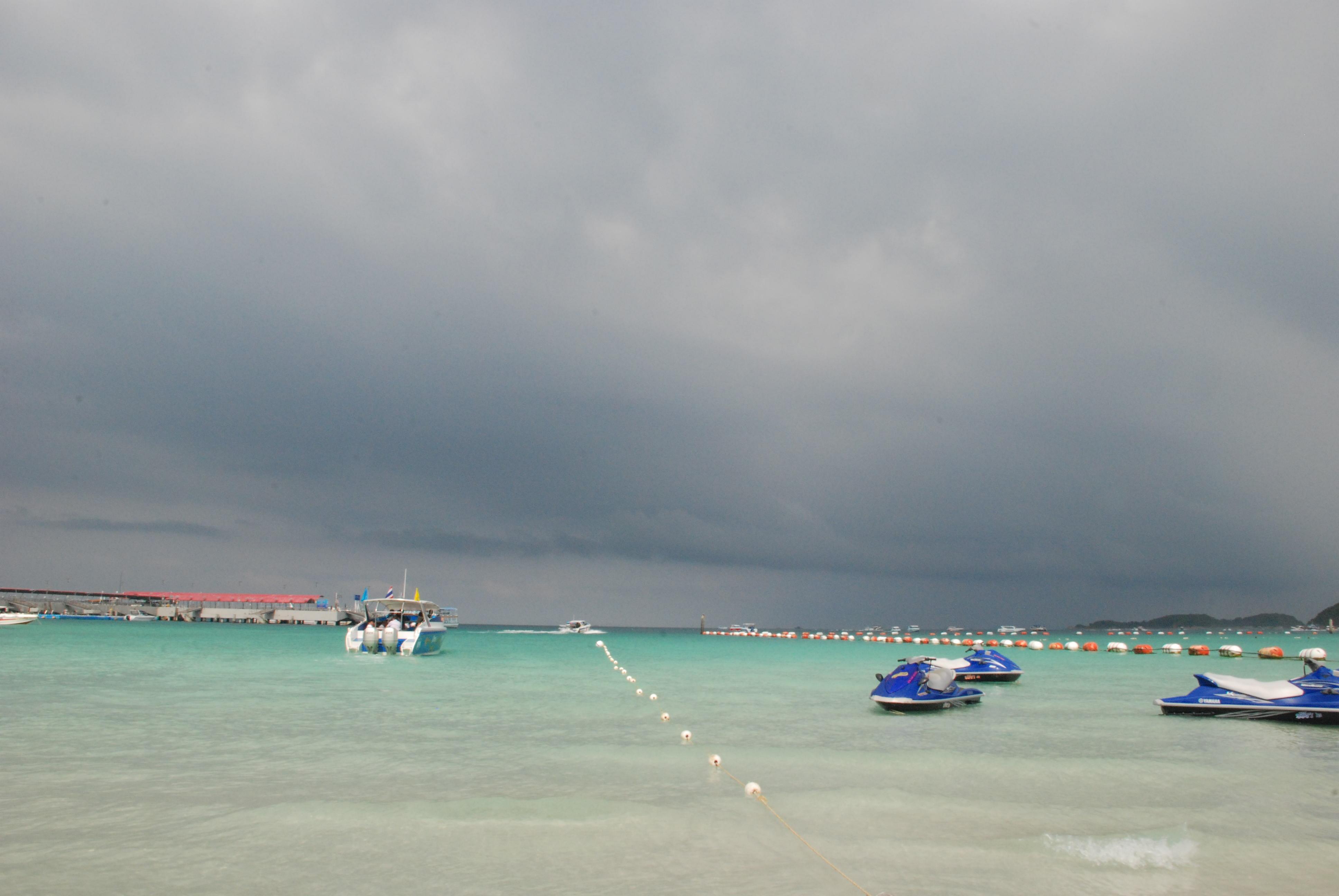 在泰国海岛被敲诈的经历