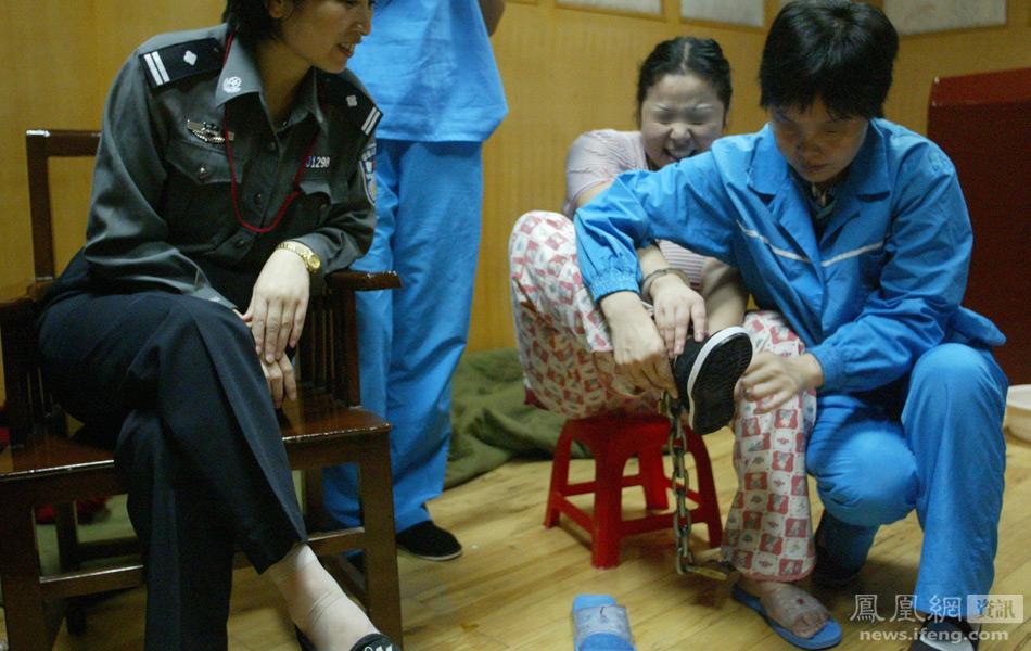 柳州看守所女犯人-女囚临死前的十二小时图片