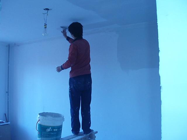 专业承接 毛坯房 旧房 二手房装修工程 先施工 后付款 免高清图片