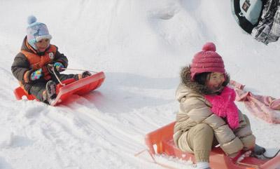 洛尼滑雪场欢乐套票仅28元!图片
