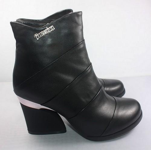 品位之选*商场专柜正品哈森女靴 男皮鞋图片