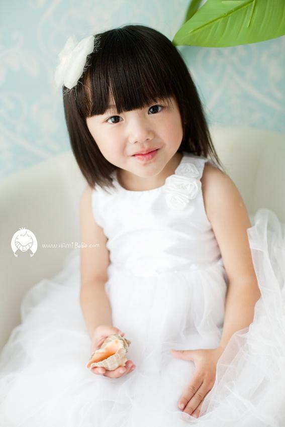 【三岁照片】可爱的女孩喵喵~~~~【海量图】
